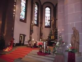 Kirche St. Cyriak in Oberkirch