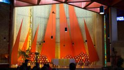 Gottesdienst in Taizé